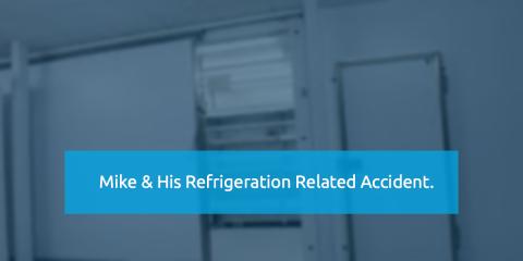 Refrigeration Accident