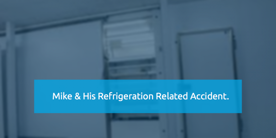 Refrigeration Accident