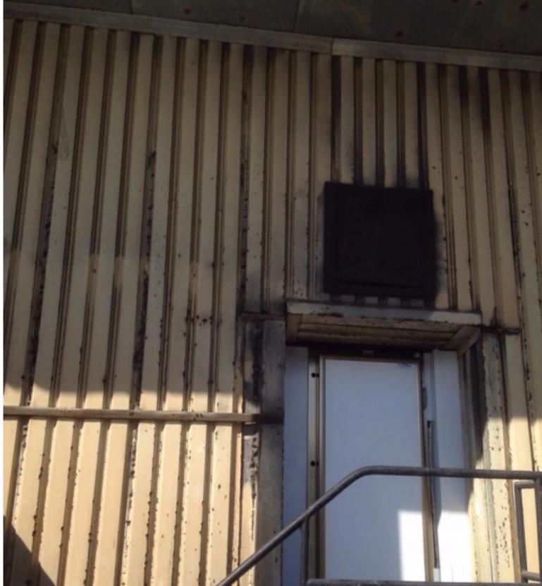 Storage Facility In Bristol Area