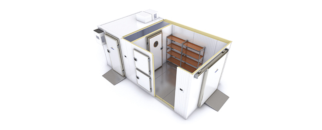 5 Benefits Of A Cold Storage Room
