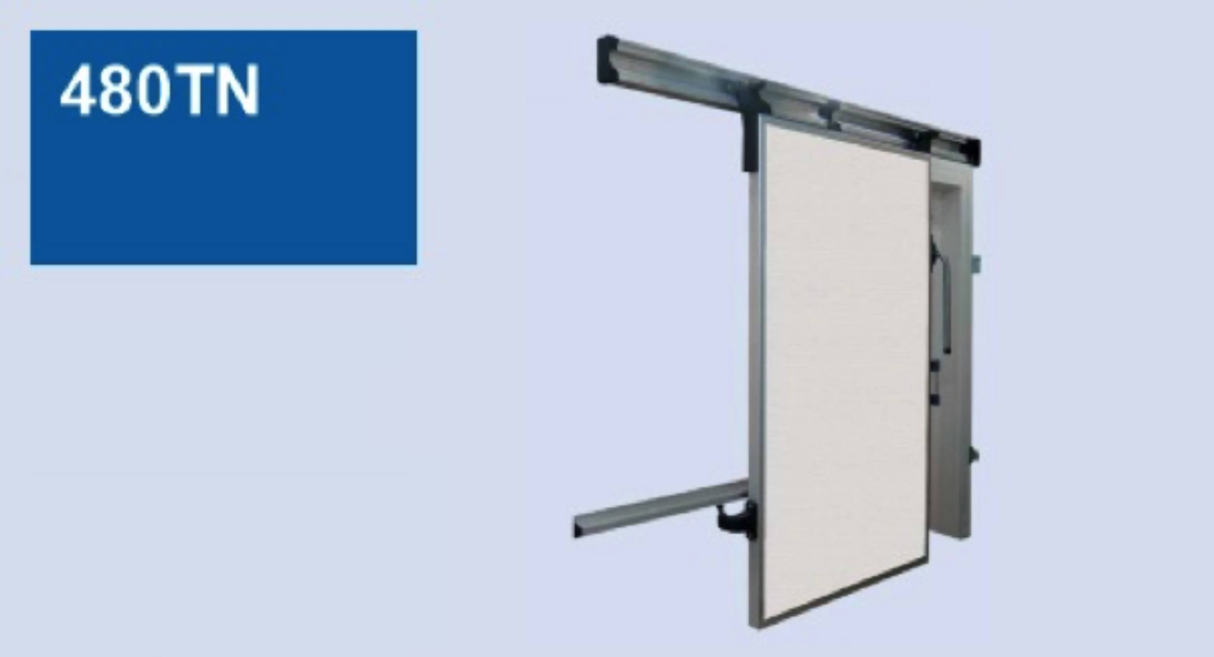 Sliding cold room door mth sliding doors manufacture mtcss for Sliding main door