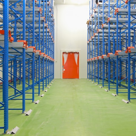 Warehouse Cold Storage