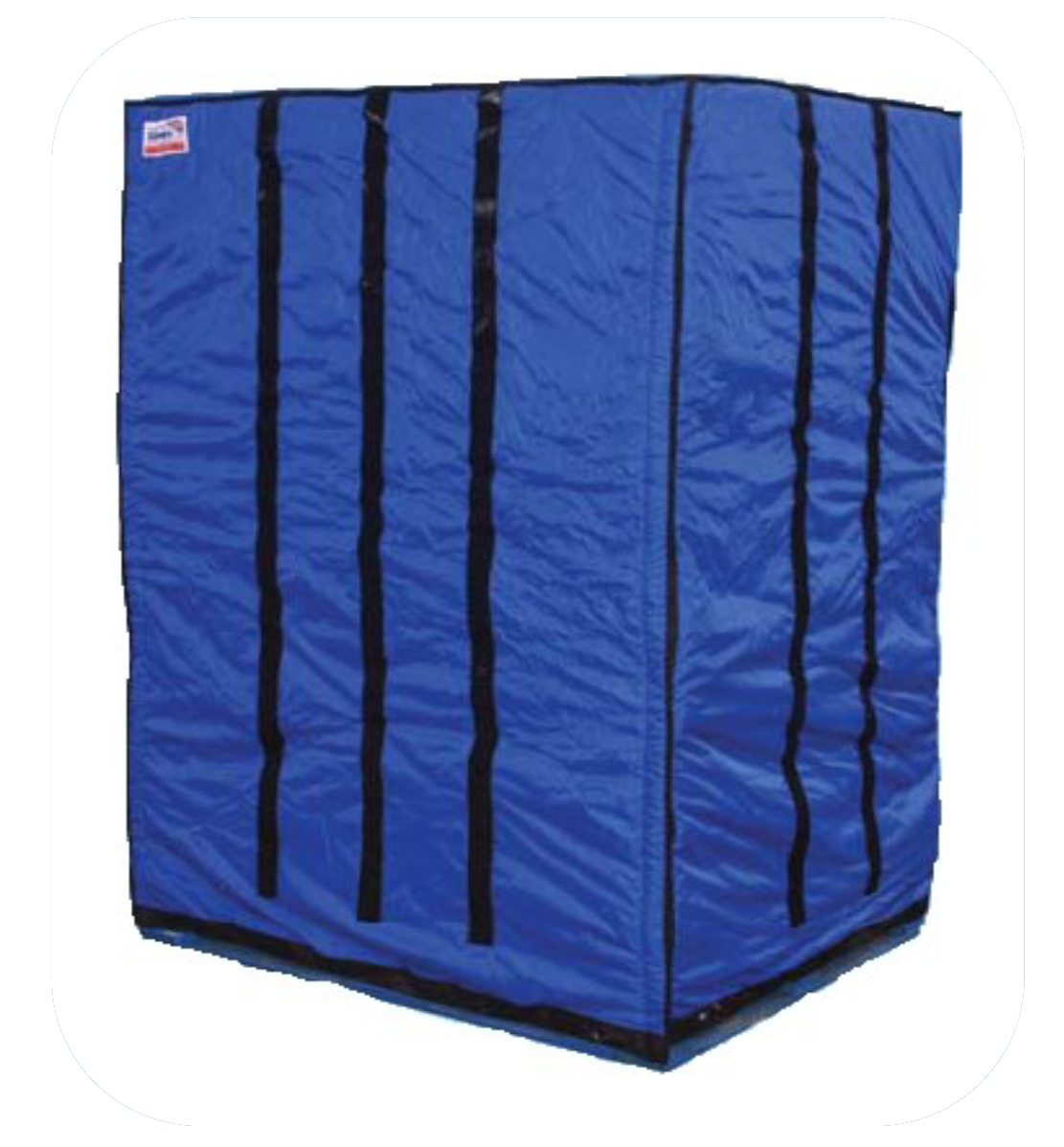 Tempro Adjustable Pallet Covers Mtcss Cold Storage Solutions