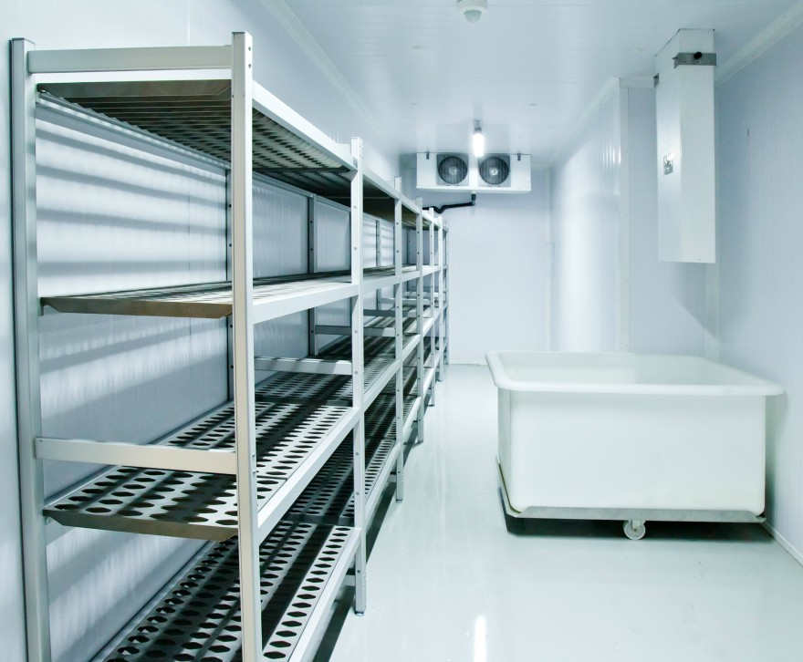 Industrial Cold Rooms