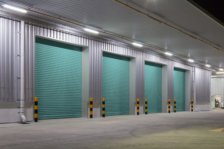 5 Benefits Of Roller Shutter Doors Mtcss Cold Storage