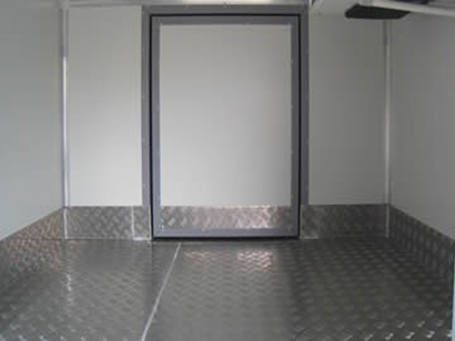 Cold Room Door And Wall Protection Mtcss