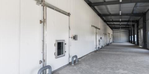 Industrial Insulated Doors