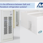 split and monoblock refrigeration system