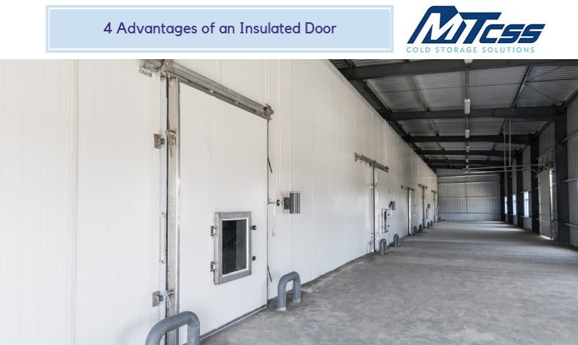 Advantages of an Insulated Door