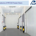 Features of MTCSS Freezer Doors