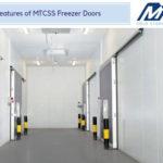 Features of MTCSS Freezer Doors