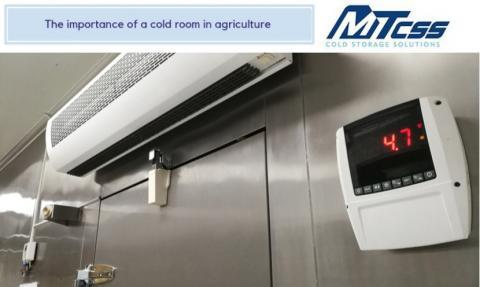 Agriculture Cold Rooms