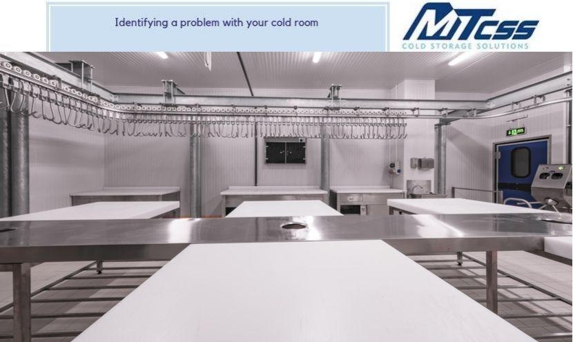 Cold room maintenance and servicing