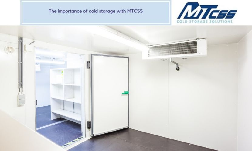 The importance of cold storage with MTCSS