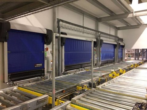 Choose MTCSS For High-Quality Installation Of Nergeco High-Speed Doors