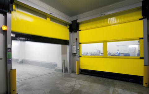 What's A Safe And Reliable High-Speed Door For My Food Manufacturing Business.
