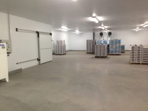 3 Advantages Of Nergeco High-Speed Cold Room Doors