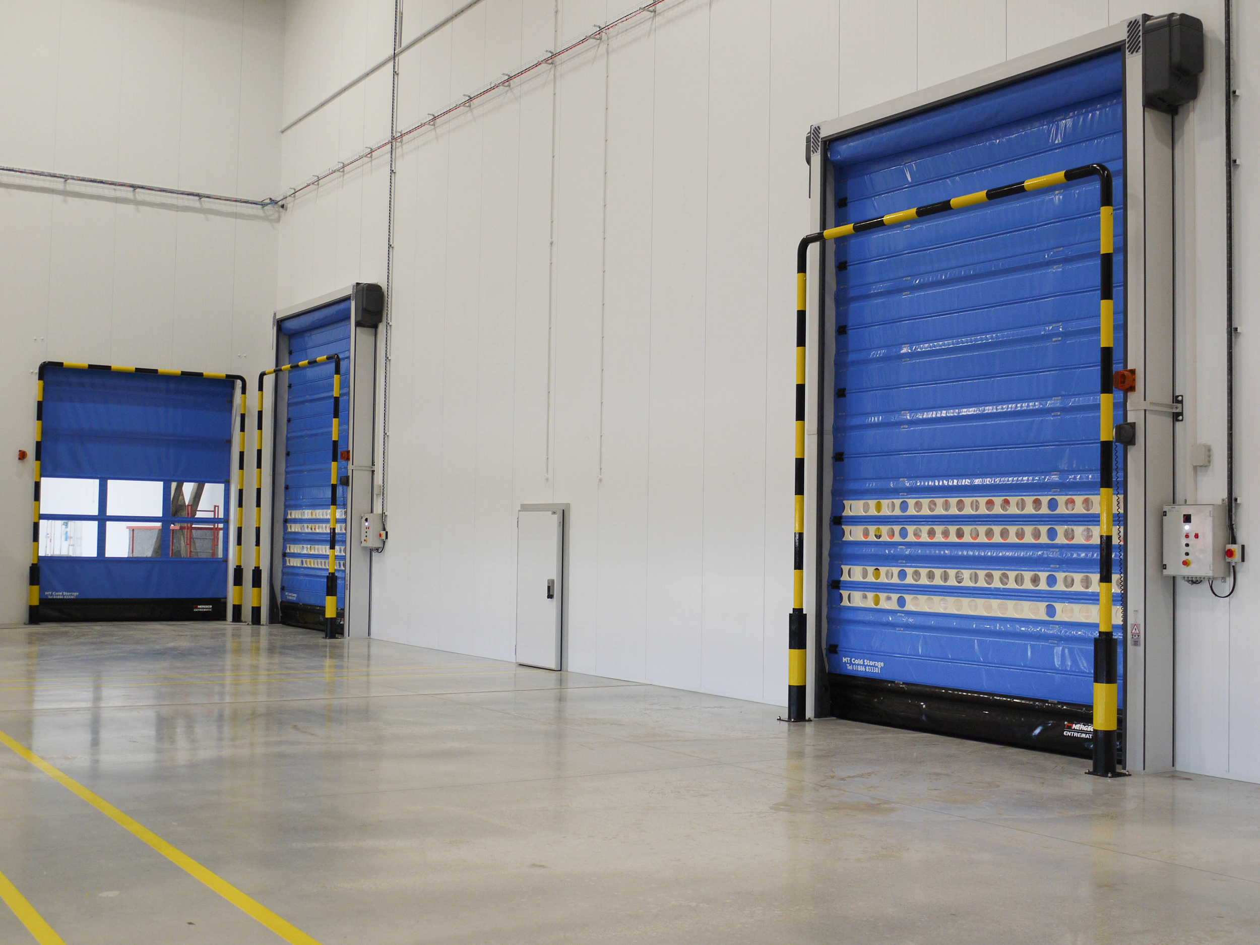 What Are Nergeco High Speed Doors And How Can They Benefit Your Business?